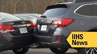 New ratings target backing crashes - IIHS News
