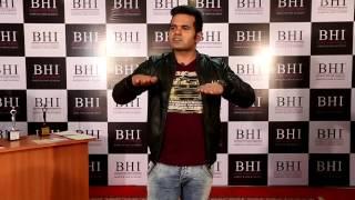 Motivational, Fun & Touching - Grand Finale Speech by Our Mentor - Vivek Bharti