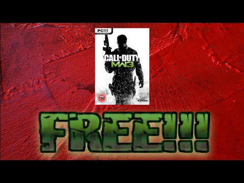 call of duty mw3 free  for pc