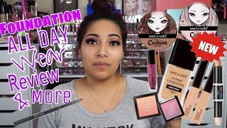 WetNWild PHOTO FOCUS Foundation In Desert Beige On Combo Skin REVIEW + WetNWild Products Reviews
