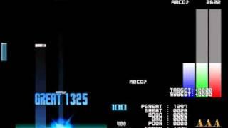 【BMS】★20 Air -GOD- / player: ABCD