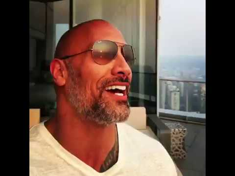 The Rock shares his love for Vancouver