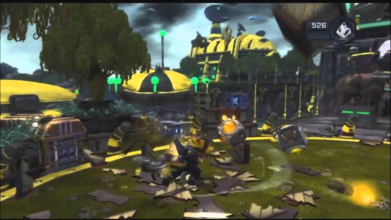 Ratchet Clank Future Tools Of Destruction Walkthrough Part 11
