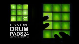 Trap Drum Pads 24 Android & iOS(Trap Drum Pads 24 is the great application for making beats and music on your phone or tablet with your fingers. Our professional samples will make your music ..., 2013-08-29T11:53:38.000Z)