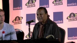 Billy Dee Williams Q&a Hal-con 2013