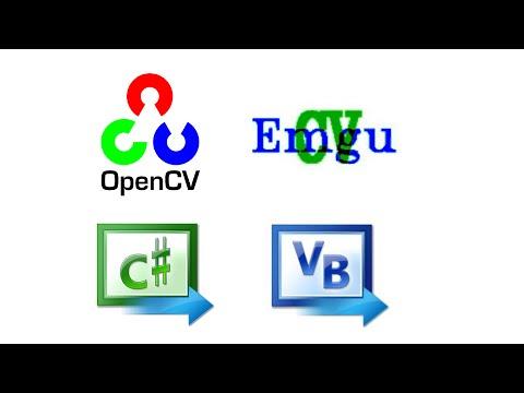 OpenCV 3 Windows 10 Installation Tutorial - Part 3 - Visual Basic.NET and C# with Emgu CV