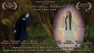 Dante en el Infierno de Animación (el Infierno de Dante, el Arte en Movimiento) - Parte 1