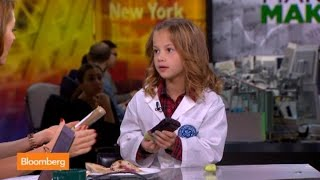 This Kid Invented a New Take on Peanut Butter and Jelly