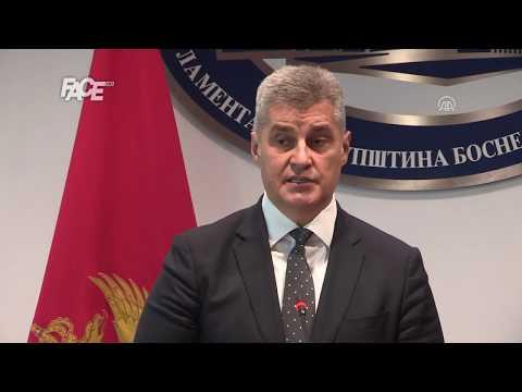 Crna Gora započinje diplomatsku ofanzivu u Bosni i Hercegovini
