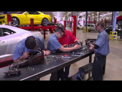 Lincoln Technical Institute Automotive Technology Program