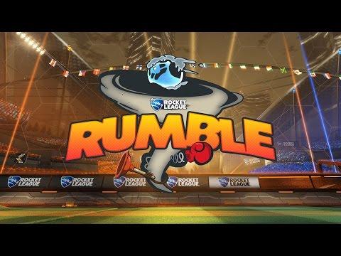 Rumble | Rocket League® - Official Site
