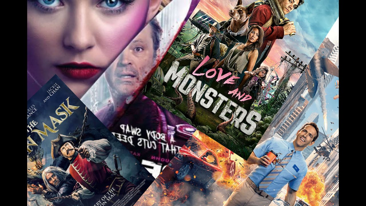 TOP LATEST MOVIE TRAILERS (SO FAR) 2020 & 2021 RELEASES ...