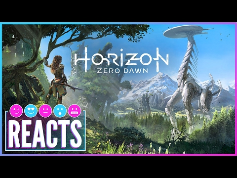 Horizon Zero Dawn Review (Spoiler-Free) – Kinda Funny Reacts