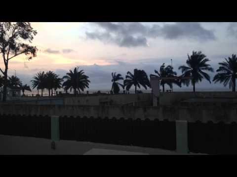 Cabinda - Sunday Time lapse