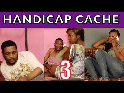 HANDICAP CACHE Ep 3 Avec Barcelon,Makambo,Ebakata,Kipekapeka,Prncesse,Mosantu,Alain,Faché,