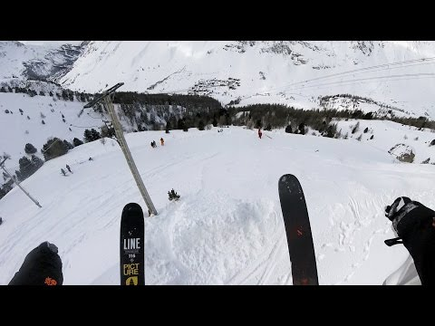 GoPro Ski: Leo Taillefer Wins Grand Prize in France