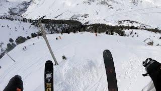 GoPro Ski: Leo Taillefer Wins Grand Prize in France