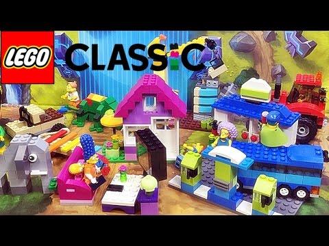 레고 10697 조립 리뷰-클래식 크리에이티브 라지 박스 LEGO Classic Large Creative Box