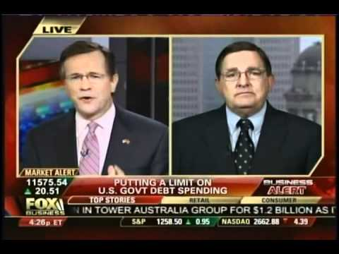 Dr. Burgess Discusses Spending on Fox Business'  Bulls and Bears with David Asman