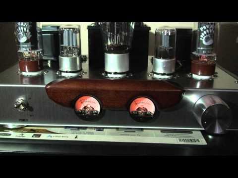 PSVANE EL34 Tube Amplifier and Opera Mezza
