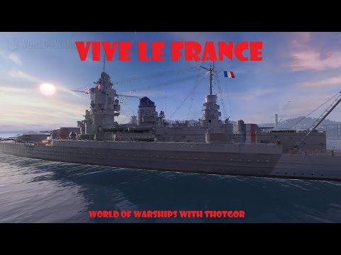 World of Warships- Vive La France