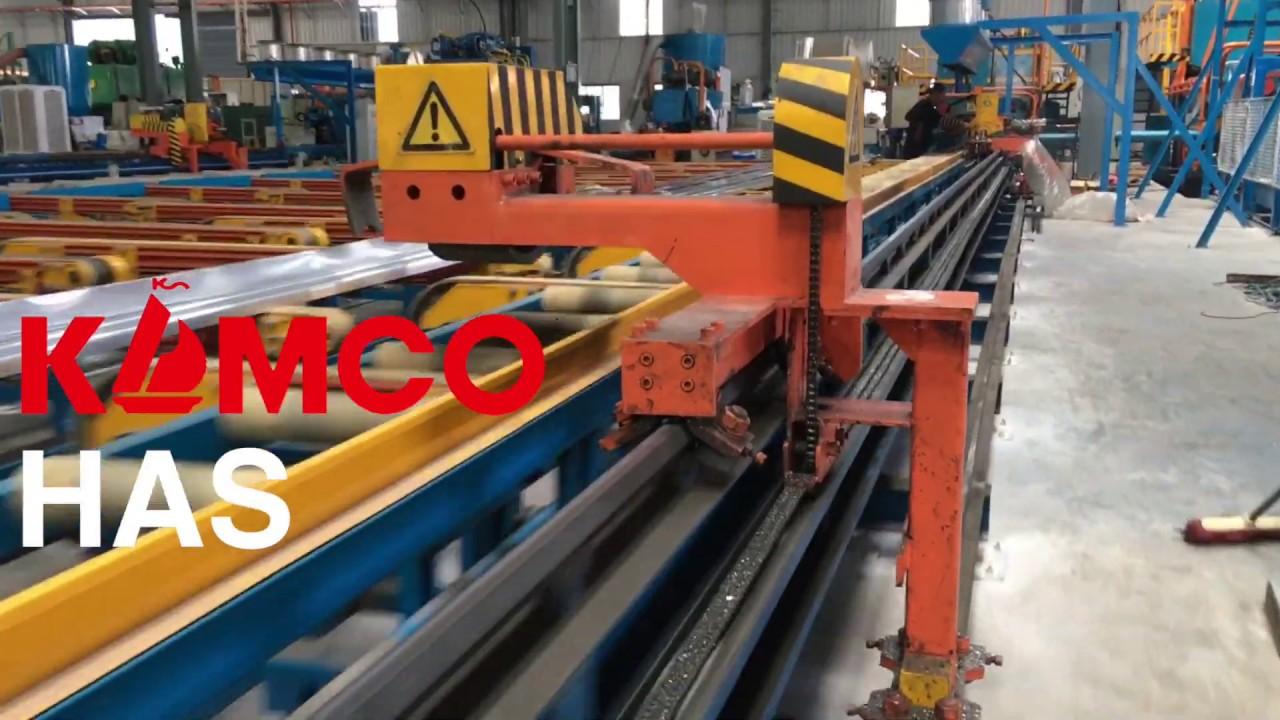 Kamco – Aluminium Profile, Aluminium Hardware & Aluminium