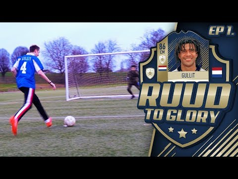 THE BEGINNING! (Ruud To Glory #1)