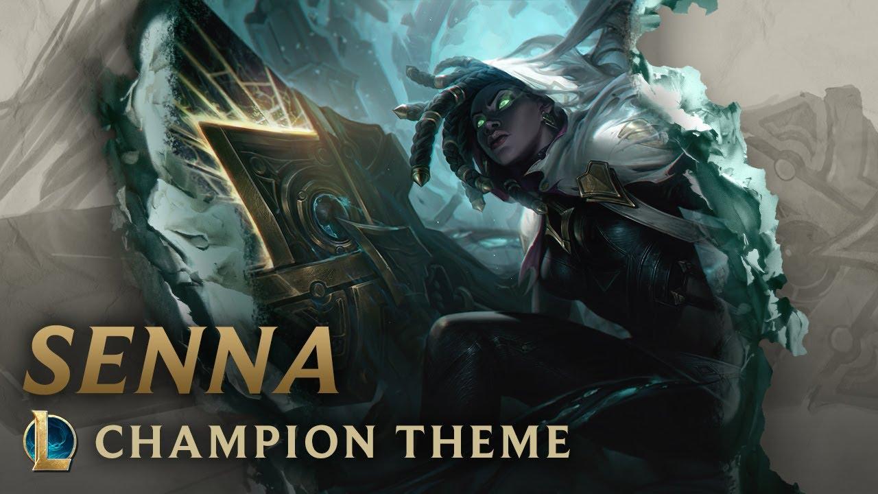 Senna, the Redeemer | Champion Theme (ft. The Crystal Method) - League of Legends thumbnail