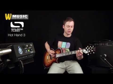 Source Audio - Hot Hand 3