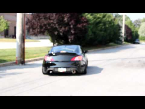 3.8 V6 Twin turbo Genesis Coupe finally in action