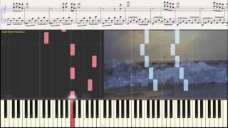 Flowers Of The Sea Keiko Matsui Ноты и Видеоурок для фортепиано Piano Cover