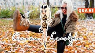 Ciocia liestyle ► Q&A #1