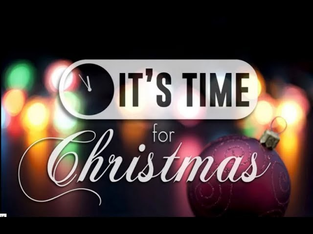 Sermon Series: It's Time for Christmas
