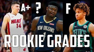 Grading EVERY 2019 NBA Draft Lottery Pick One Year Later...