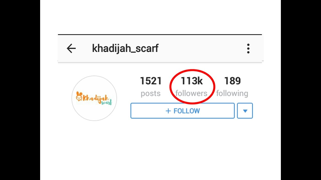 Teknik Mudah Naikkan Follower Instagram Targeted Youtube