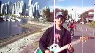 BETTY SAYS ALRIGHT - acoustic live, on a sunny False Creek Spring afternoon in Vancouver, B.C.!