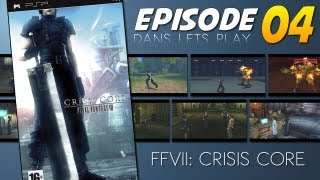 Crisis Core: Final Fantasy VII - Episode 04