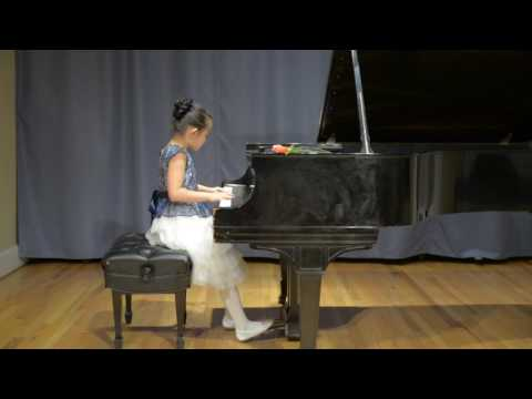 Bloomingdale School of Music 06/10/2016 Performance Competition 2016