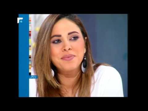 BIKING IN LEBANON: Future TV Alam Sabah Jan 22 2017