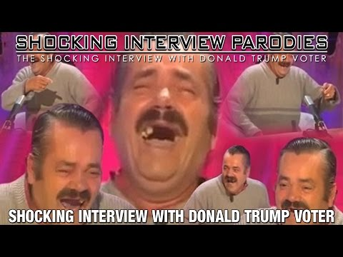 Shocking interview with Donald Trump voter