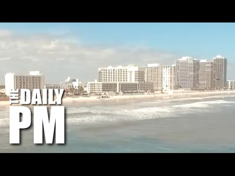 Drone Video on Ormond Beach, Florida