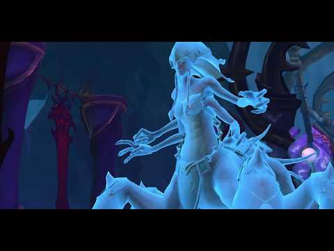 The Eternal Palace Raid Opening Cinematic 1/2- Battle for Azeroth