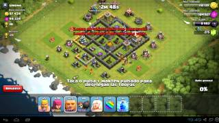Clash of Clans #43 - Santa is coming to town :D / Let
