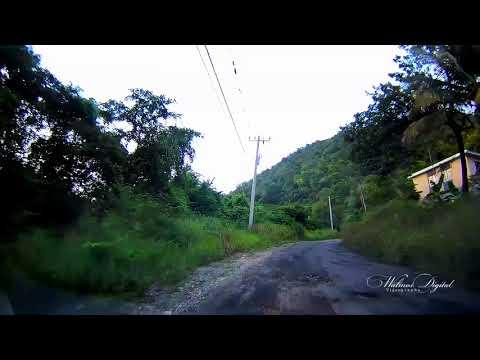 Driving through Melrose Hill   Manchester, Jamaica   Walinton Mosquera