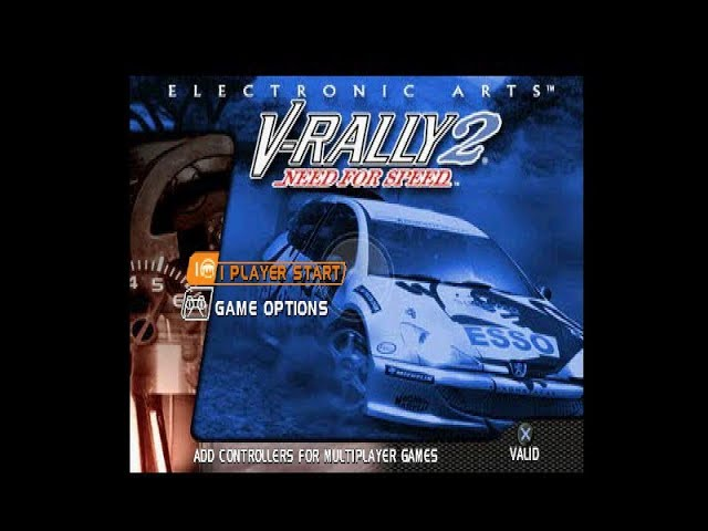 PSX Longplay [618] Need for Speed: V-Rally 2 (Part 1 of 2)