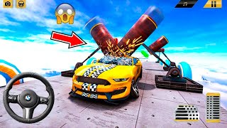 Impossible Car Stunts: #taxicargames #racingcar #androidgames #suv #kidsgame #gameplay #kids #games