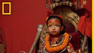 Living Embodiment of Hindu God | The Story of God