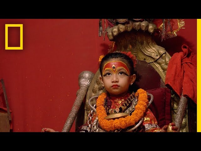 Living Embodiment of Hindu God   The Story of God