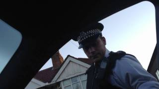 Not Chatty But Blessss Policeman