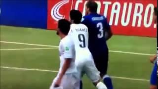 Italia - Uruguay | Ti spiego perché Suarez ha morso Chiellini | Coppa del Mondo 2014